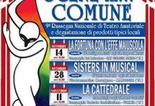 """Trani – """"Scene in…Comune"""": stasera """"La fortuna con l'effe maiuscola"""""""