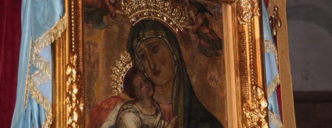 Barletta – Programma del mese mariano e l'arrivo dell'icona della Madonna dello Sterpeto