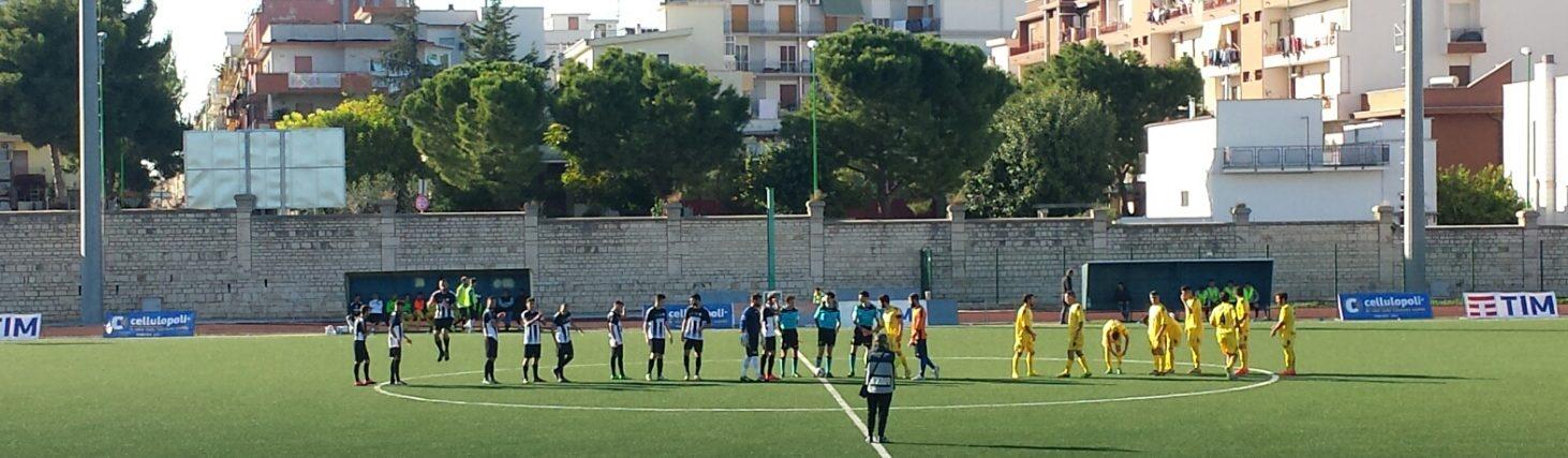Bisceglie unione calcio sangirardi e caprioli firmano for Galatina news cronaca