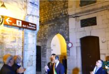 Andria – Via Museo del Confetto: cerimonia di intitolazione della nuova via