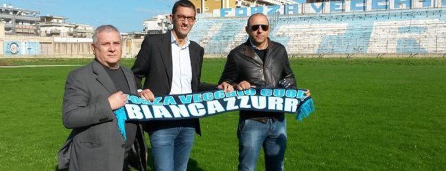"Vigor Trani, Bottaro: ""i lavori allo stadio si faranno"""