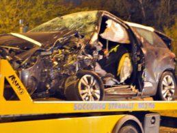 Incidenti stradali: 5 morti in 2 giorni tra Trani e Molfetta