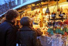 Andria – La casa di Babbo Natale con i suoi mercatini dal 3 al 11 dicembre in piazza Duomo