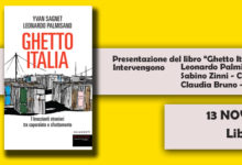 """Andria – """"Ghetto Italia"""" di Leonardo Palmisano nel week-end in programma il secondo appuntamento."""