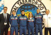Taekwondo, gli azzurri della BAT sfiorano il podio a Plovdiv