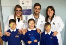 Andria – Occhio alla S-vista, nella scuola primaria Rosmini, screening visivo preventivo.