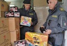 Andria – Sequestrati dalla Guardia di Finanza fuochi d'artificio detenuti illegalmente