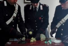 """Andria – Cocaina nel sofà, arrestato """"pusher da salotto"""""""