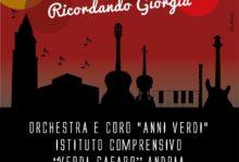 Andria – Due nuovi appuntamenti imperdibili per ricordare Giorgia Lomuscio
