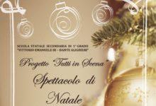 """Andria – Un Natale in musica e danza per gli alunni della """"Vittorio Emanuele III-Dante Alighieri"""""""