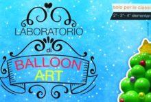Andria – Laboratori di Balloon Art per bambini nelle scuole primarie di primo grado.