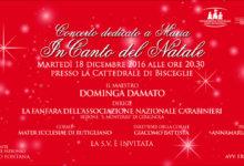 """Bisceglie – Domani presentazione del concerto """"In Canto del Natale"""""""