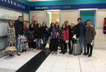 Trani – Programma Erasmus Plus: studenti ITC. A. Moro in Europa