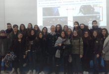 Trani – Gli studenti del Liceo De Sanctis in visita al comando di PM