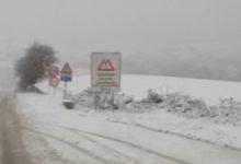 Allerta meteo: le prime nevicate in Puglia. Photo gallery
