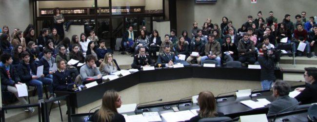 Giorno della Memoria: autorità e studenti in Consiglio regionale