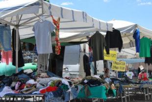 Vigili aggrediti al mercato da un pregiudicato senegalese