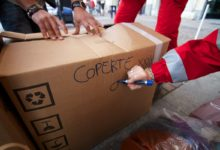 "Trani – Follette laboriose: ""donate coperte per dormitorio"""