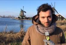"""Reportage """"Italiani ad Amsterdam"""": Luca da Andria, imparare all'estero e tornare"""