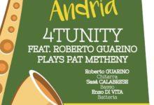 Andria – Nuovo anno a ritmo di Jazz in Officina San Domenico