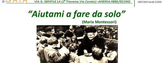"""Andria – Domenica 15 gennaio inaugurazione di """"Villa Gaia Baby"""""""