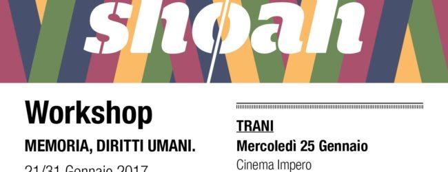 Trani – La Shoah: mercoledì 25 al cinema Impero il regista israeliano Gady Castel e Shuni Lifshitz