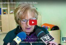 """Andria – Inaugurata nuova sede del Nido per l'Infanzia e Centro Ludico Prima Infanzia """"Villa Gaia Baby"""""""
