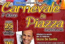 """Trinitapoli –  Fine settimana dedicato al """"Carnevale in piazza 2017"""""""