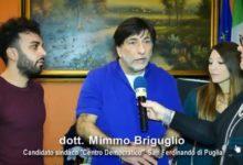 San Ferdinando – Domenico Briguglio rinuncia alla sua candidatura e riparte da Trani