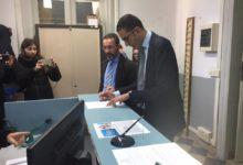 Trani – Donazione organi: Il sindaco è stato il primoa firmare il consenso