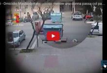 VIDEO. Trani – Omicidio Mastrodonato: donna con passeggino nelle immagini videosorveglianza