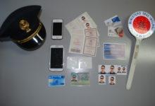 Andria – Arrestato rumeno per detenzione di documenti falsi idonei all'espatrio