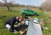 Corato – Forestale: Smaltiva rifiuti illegalmente nel Parco. Denunciato imprenditore