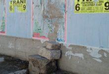 Trani – Di Lauro: tre pietre per scavalcare il muro dell'ex passaggio a livello di via Andria