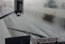 Maltempo – Neve e grandine sull'Andria-Corato