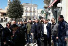 Andria – Chiusura al traffico del centro storico.  Protesta dei commercianti