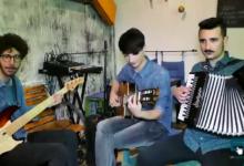 """VIDEO – Intervista ai MISGA: """"La nostra sfida musicale aspettando il 1 maggio"""""""