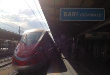 Puglia – Nuovi orari per i due treni Frecciarossa che collegano Bari a Milano