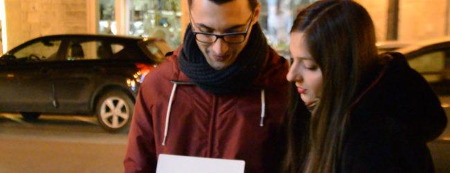 """Barletta – Pasquale e Maria Pia i vincitori del contest """"Baciami&Partiamo"""""""