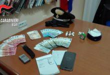 Bisceglie – Carabinieri, arrestati coniugi: detenevano cocaina in casa