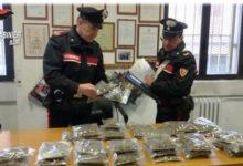 Barletta – Carabinieri arrestano 36enne con oltre 4 kg di droga