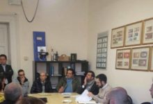 Andria – Prima riunione di Confesercenti