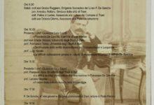 Trani – Bicentenario nascita De Sanctis, il liceo organizza due giornate di studi