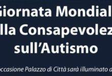 """Andria si tinge di blu per la """"Giornata Mondiale della Consapevolezza sull'Autismo"""""""