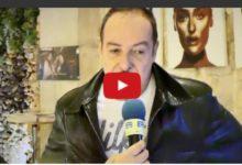 Trani – Intervista a Massimo Lopez prima del malore
