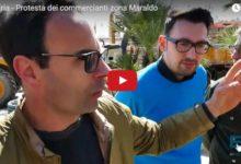 Andria – Lavori in via Bisceglie: le proteste dei commercianti