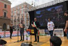 VIDEO Bari – Giornata memoria: vicepresidente Anci Puglia Spina legge nomi vittime mafia