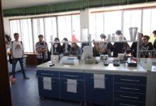 Trani –  Il liceo Vecchi in visita all'impianto di potabilizzazione del Pertusillo
