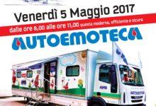 Andria – L'autoemoteca Avis fa sosta alla parrocchia San Giuseppe Artigiano il 5 Maggio