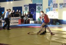 Molfetta – Primo Campionato Regionale Lotta Greco Romana: 80 gli atleti che hanno gareggiato
